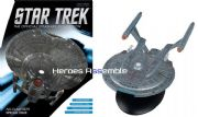 Star Trek Official Starships Collection Special #6 S S Enterprise NX-01 Refit Eaglemoss
